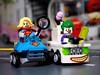 Mighty Micros 2018 ... so cute 😍 (Legoliscious) Tags: lego supergirl dccomics toyphotography toys toy legos legominifig legosuperheroes legophotography legobatman thejoker color colorful smile legograph icecream superman minifig minifigures