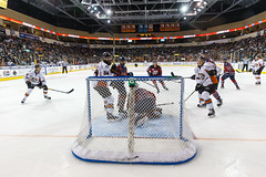 """Kansas City Mavericks vs. Kalamazoo Wings, January 5, 2018, Silverstein Eye Centers Arena, Independence, Missouri.  Photo: © John Howe / Howe Creative Photography, all rights reserved 2018. • <a style=""""font-size:0.8em;"""" href=""""http://www.flickr.com/photos/134016632@N02/38869571284/"""" target=""""_blank"""">View on Flickr</a>"""