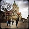 Winter Tourists (karen axelrad (karenaxe)) Tags: streetphoto iphoneography love81 jane hipstamatic