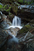 Waterfall at the center (Middle aged Nikonite) Tags: waterfall auburn california nikon d750 nature water rocks landscape outdoor flowing wet mossy
