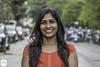 Hema (Frankhuizen Photography) Tags: hema bangalore india 2017 portret portrait smile glimlach bengaluru karnataka street straat streetlife photography fotografie kleur color colour people posed geposeerd woman ngr