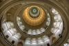 Texas State Capitol Building HDR (Brandon Kopp) Tags: 1635mm architecture d750 hdr nikon photomatix texas travel austin unitedstates rotunda capitol statecapitol