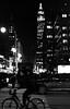 34th & 8th (V-A-B) Tags: film analog blackwhite trix400 pushprocessing canonelan7 manhattan newyorkcity night street hc110