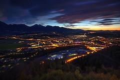 Kranj at Dawn (hapulcu) Tags: eslovenia kranj slovenia slovenie slovenija slowenien automne autumn autunno dawn herbst morning sunrise toamna