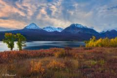 Autumn Splendor (Frӓncis) Tags: autumncolors fflomair gnp grandscape montana
