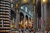 Duomo di Siena (gerard eder) Tags: world travel reise viajes europa europe italy italia italien toscana tuscany siena kathedrale cathedral catedral church kirche iglesia interior architecture architektur arquitectura sacral