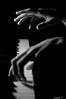 Piano Man (disgruntledbaker1) Tags: white black fingers piano