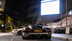 One:1 (RobinBiaisphotography) Tags: automotive auto eggs koenigsegg one1 photography car cars supercars hypercars voiture silver road monaco rich expensive supercar canon 70d agera