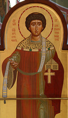 St Stephen the Protomartyr (Lawrence OP) Tags: saints stephen washingtondc icon protomartyr orthodox cathedral deacon