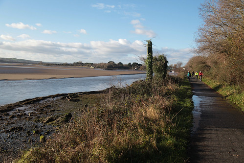 SWCP: River Taw & towards Chivenor