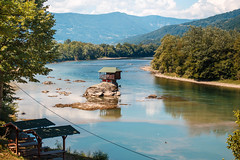 Bajina Basta (T is for traveler) Tags: travel traveler traveling tisfortraveler photography destination tourist digitalnomad backpacker exploration world earth globe nature landscape view stunning serbia bajina basta viewpoint beautiful canon 700d 1855mm cute architecture house river building