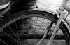 bike, detail (EliB.) Tags: bici bicicletta biciclette canon eos 550d monocromo monochrome monochromatic biancoenero blackandwhite bn black white bw bianco nero detail details dettagli dettaglio canal canals canale canali ruota wheel netherlands paesibassi olanda amsterdam bike bikes travel travels trip travelling traveller viaggio viaggiare viaggi