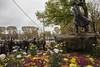 2017-11-11: Paris, Champs-Elysées, Commémoration du 11 Novembre (Elysée - Présidence de la République) Tags: hommage comémoration 11novembre premièreguerremondiale cérémonie gerbes gérardcollomb emmanuelmacron recueillement