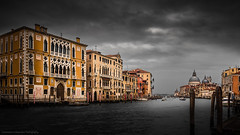 the canale grande (agialopoulos) Tags: sylvester venedig venice italia italy city cityscape river bridge winter visit canale grande