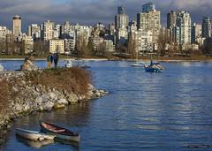 Elsje Point (Clayton Perry Photoworks) Tags: vancouver bc canada winter skyline explorebc explorecanada boats vanierpark