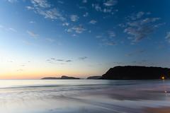 Sunrise Seascape (Merrillie) Tags: daybreak uminabeach sunrise nature dawn newsouthwales sea earlymorning nsw ocean seascape umina morning coastal centralcoast sky waterscape water coast landscape australia