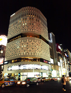 Ginza to the core