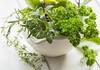 Herbs (Sara@Shotley) Tags: kitchen herbs parsley sage rosemary bowl cooking culinary 60mm macro nature