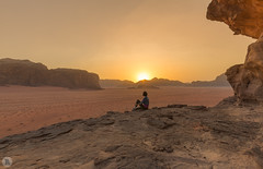 Freedom [JO] (ta92310) Tags: travel summer 2017 jordan jordanie wadirum sunset soleil desert unesco western asia kingdom arabic middle east moyen orient amman aqaba valley vallée sun