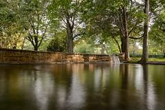Fountain (Kevin Tataryn) Tags: fountain wetsmount montreal longexposure slow nikon d500 1755