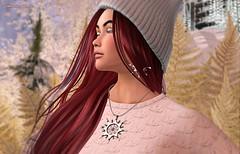 Winter Fun (Sannita_Cortes) Tags: sl second life secondlife virtual virtualworld fashion jewellery accessoires portrait argrace it indulgetemptation mooh winters hollow wintershollow