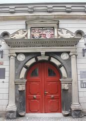 Portal (magro_kr) Tags: erfurt niemcy germany deutschland turyngia thuringia thüringen thueringen thuringen portal drzwi architektura detal szczegół szczegol door architecture detail
