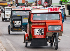 For Hire (FotoGrazio) Tags: bohol filipino forhire philippines pinoy sign streetphotography tagbilaran tagbilarancity visayas waynegrazio waynesgrazio worldphotographer business composition fotograzio motorbike numbers signs streetscene taxi transportation tricycle windshield