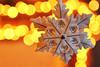 China snowflake (DeniseJC) Tags: macromondays memberschoicebokeh christmas lights snowflake hearts decoration merrychristmas