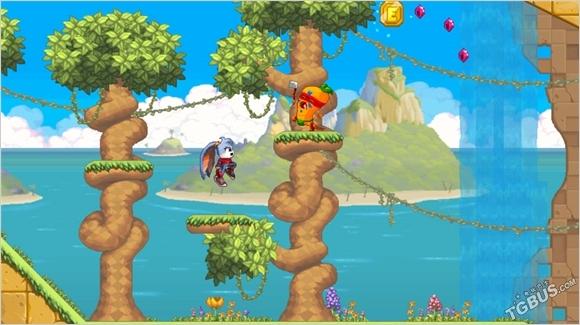 重回16位時代《風與狂野面具》將於明年發售