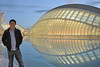 Bucket-list landmark (City of Arts and Sciences) (Nicolay Abril) Tags: valencia valència valence comunitatvalenciana valencianischegemeinschaft comunidadvalenciana communautévalencienne paísvalencià españa spain espagne spagna spanien espanha ciudaddelasartesylasciencias ciutatdelesartsilesciències citédesartsetdessciences cityofartsandsciences santiagocalatrava calatrava félixcandela modernarchitecture arquiteturamoderna arquitecturamoderna architecturemoderne modernearchitektur architetturamoderna autoportrait autorretrato autoretrato selfportrait selbstporträt autoritratto nightphotography fotografíanocturna fotografiadinotte photographiedenuit reflejosenagua riflessiinacqua refletsdansleau waterreflections waterreflection wetreflection wetreflections lhemisferic elhemisferic