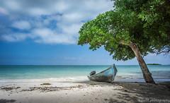 Postcard Island (ciwol) Tags: travel beach colombia southamerica san sea caraibean boat landscape mood tropical roadtrip perfect beautiful clear