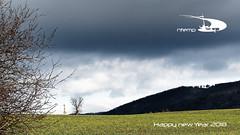 pf 2018 (ntemptm) Tags: landscape nature tree bush mountain czech pf2018 crucifix naturelover grass naturebeauty clouds lucky wish
