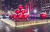 Giant Ornaments (Photos By RM) Tags: ornaments giant newyorkcity manhattan christmas decoration 6thavenue holiday nyc newyork longexposure
