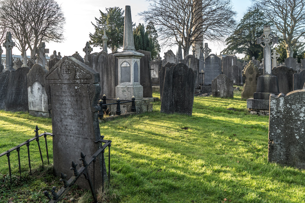 VISIT TO GLASNEVIN CEMETERY IN DUBLIN [FIRST SESSION OF 2018]-135088