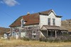 Old Building (Larry Myhre) Tags: abandoned building house home hotel oncewashome sodasprings idaho