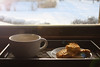 Cozy (Starfreak611) Tags: winter december canon canonphotography everydayobjects tea cookies food