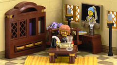 Mayor's Office, Mooreton Bay (Ayrlego) Tags: lego mooretonbay brethrenofthebrickseas bobs