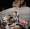 #TBT: Apollo 17 Splashes Down – Dec. 19, 1972 (NASA's Marshall Space Flight Center) Tags: nasa marshall space flight center msfc history apollo 17 lunar roving vehicle lrv sls launch system