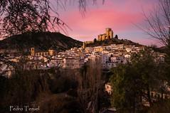 amanecer en Vélez Blanco (pedrojateruel) Tags: