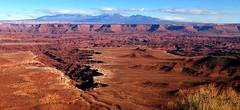 Canyonlands (langkawi) Tags: canyonlands national park erosion utah geology canyons rivers colorado greenriver hochebene halbwüste steppenlandschaft nationalpark islandinthesky geologischestreppenhaus
