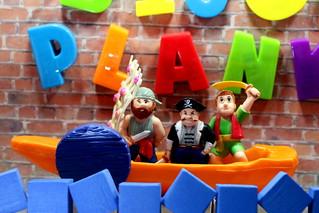 Pirates We Be - Bijou Planks 39/365
