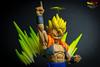 Dragon Ball -  ComFiguration - Goku x Vegeta Fusion - Gogeta-5 (michaelc1184) Tags: dragonball dragonballz dragonballgt dragonballsuper goku vegeta gogeta saiyan banpresto bandai figure anime manga toys