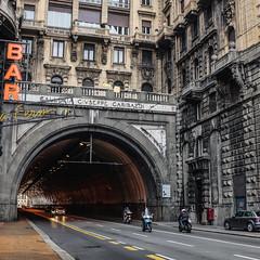 29 (gmouret92) Tags: fuji x100t italie italia ligurie liguria genes genova gallerie garibaldi tunnel