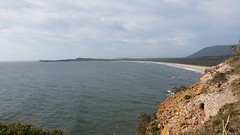 wide view from top of grants headland (aus.) Tags: grantsheadland pacificocean clifftop