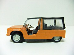 CITROEN MEHARI - MONDO MOTORS (RMJ68) Tags: citroen mehari mondo motors vintage collection diecast coches cars juguete toy 143 scale 1968 1988