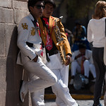 Cusco costumes - the day after Inti Raymi thumbnail