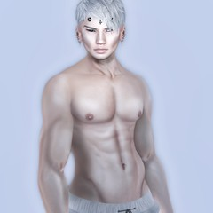 Connor (Connor ※ Valentine) Tags: male shirtless hair secondlife photoshop photography photo photograph