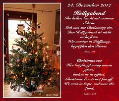 24.Dezember 2017 (Mr.Vamp) Tags: weihnachten weihnachtszeit advent adventskalender adventszeit mrvampvamp mrvamp vamp weihnachtsbaum christmas christmastree