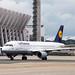 Frankfurt Airport: Lufthansa Airbus A320-200