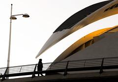 Il becco, Palazzo delle Arti Regina Sofia, Valencia - Spagna (Livio Saule) Tags: palazzo becco valencia spagna architettura architecture building structure edificio city citta astratto abstract